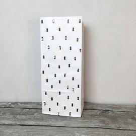 Worek papierowy Mechaniczny Deszcz mały 43cm