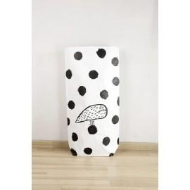 Worek papierowy Pchła groszek duży 90cm