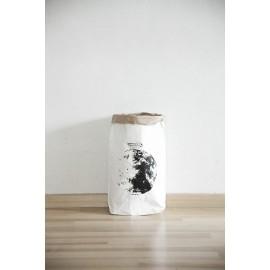 Worek papierowy Planeta karalucha 53cm