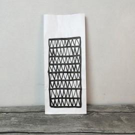 Worek papierowy Sieci mały 43cm