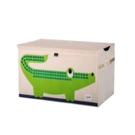 Pudełko zamykane Krokodyl