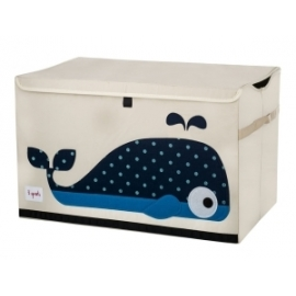 Pudełko zamykane Wieloryb