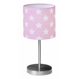 Lampka Stojąca Gwiazdki Różowa