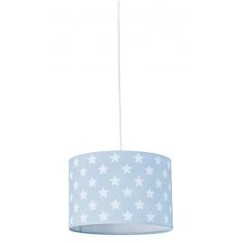 Lampka Stojąca Gwiazdki Niebieska