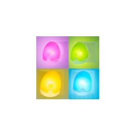 LAMPKA NOCNA automatyczna kolory