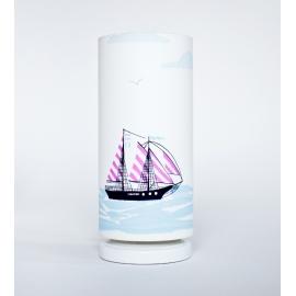 Lampka Nocna Okręt na morzu