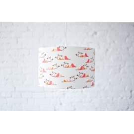 Lampa wisząca Pomarańczowe Ptaszki