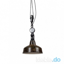 LAMPA FACTORIA 2 RUSTY BROWN
