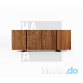 Designerska komoda do nowoczesnego wnętrza hotel restauracja lite drewno 2.2