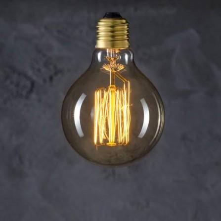 Żarówka Edisona okrągła 40W...