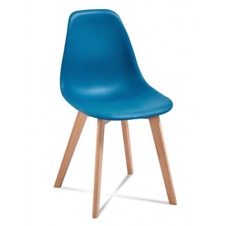 Krzesło EDI niebieski