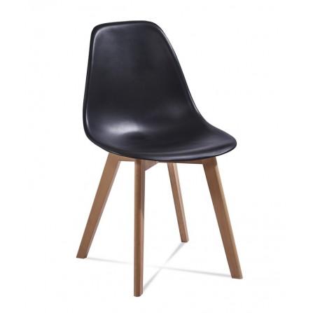 Krzesło EDI czarny
