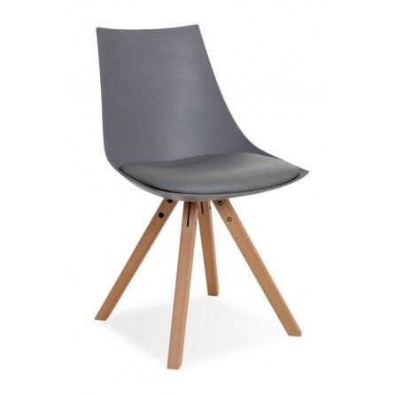 Krzesło STELLA szary