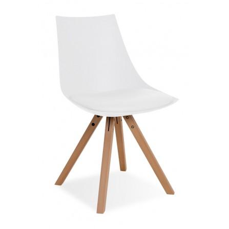Krzesło STELLA biały