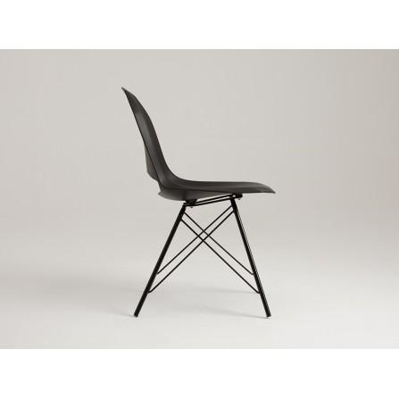 Krzesło MATCH METAL BLACK