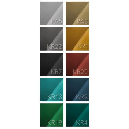 wzornik kolorów cherub fotel