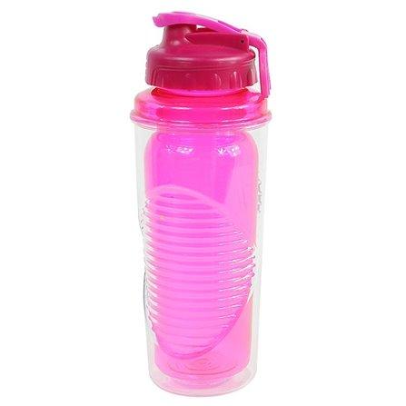 CG - Butelka VISION z podwójną ścianką - różowa