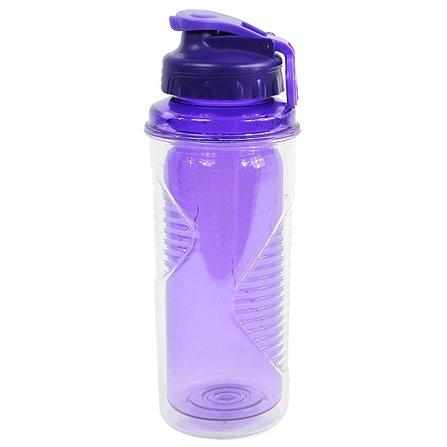 CG - Butelka VISION z podwójną ścianką - fioletowa