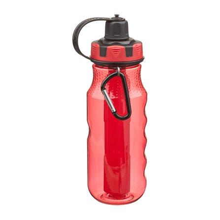 CG -Butelka EXCURSION  z żelowym wkładem, czerwona