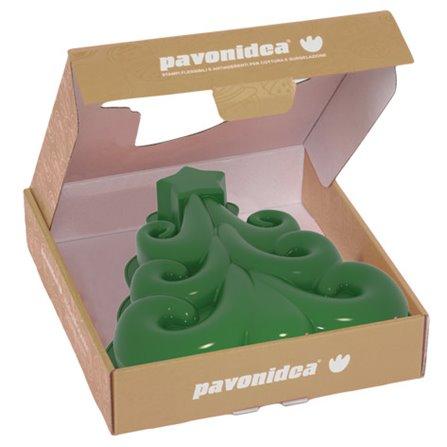 PAV - Forma CHOINKA, zielona