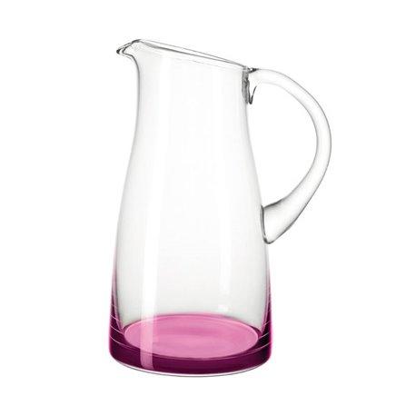 LO - Dzbanek LIQUID, różowy, 1,82l