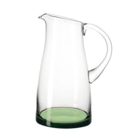 LO - Dzbanek LIQUID, zielony, 1,82l