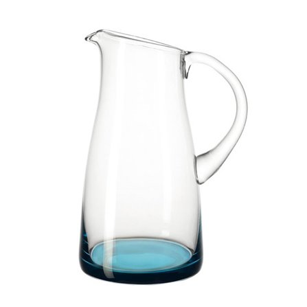 LO - Dzbanek LIQUID, niebieski, 1,82l