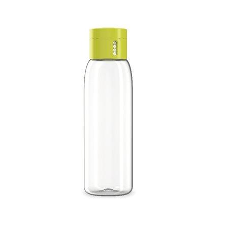 JJ - Butelka na wodę DOT 600ml, zielona