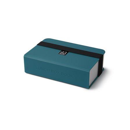 AL-  Lunch box książka HPBA, niebieska