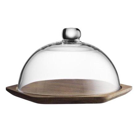TYP - Deska do serwowania z kloszem Modern Kitchen