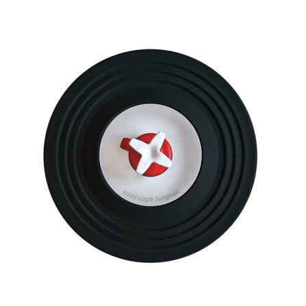 PAV - COPE Przykrywkaz regulacją 16-24 cm czarna