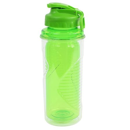 CG - Butelka VISION z podwójną ścianką - zielona