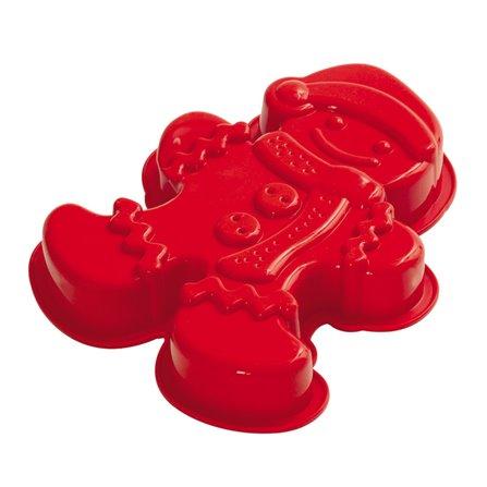 PAV - Forma do ciasta/piernika GINGERMAN czerwony