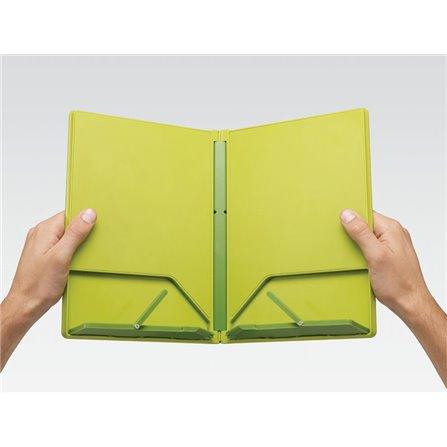 JJ - Podstawka pod książkę kucharską, zielona