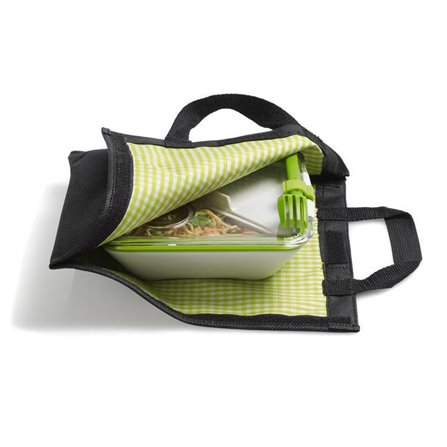 BB - Torba na lunch box, czarna