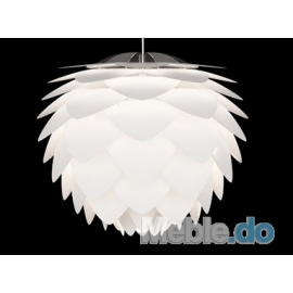 Lampa Silvia biała