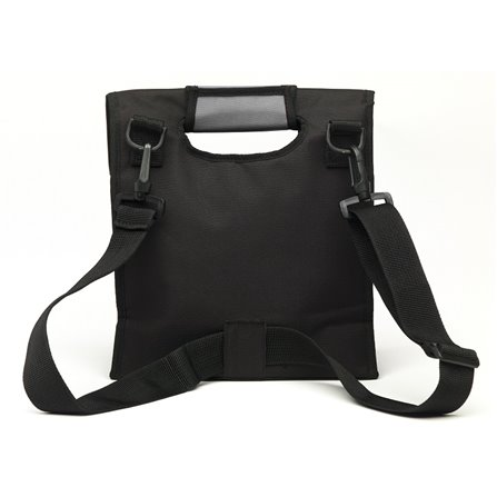 SL - Lunch bag, czarno-szary, Smart Cover