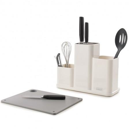 JJ - Organizer kuchenny, biały, CounterStore™