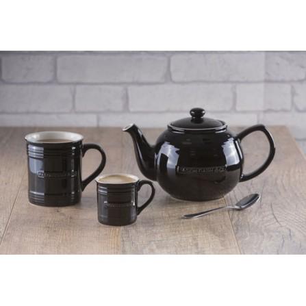 MC - Dzbanek do herbaty 1,1 l, czarny