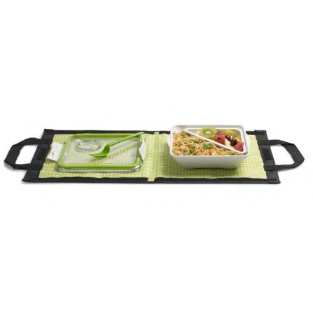 BB - Torba na lunch box, zielona