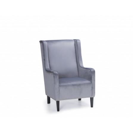 Fotel Alto wysoki tapicerowany