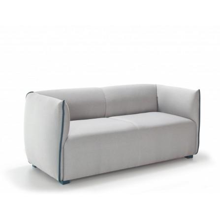 Sofa Clio dwuosobowa nowoczesna cube