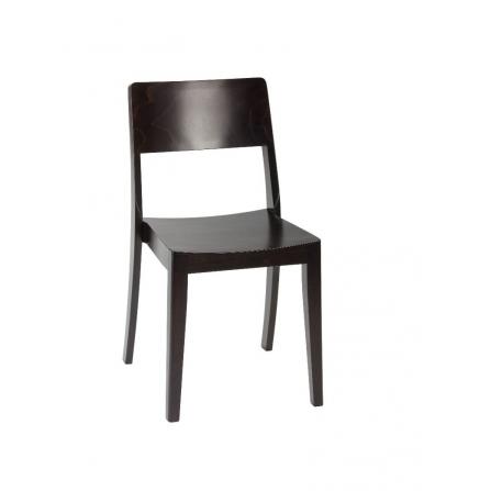 Krzesło drewniane Domo A-9705