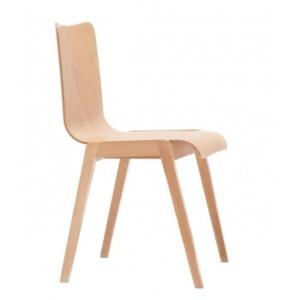 Krzesło drewniane A-2120 LINK