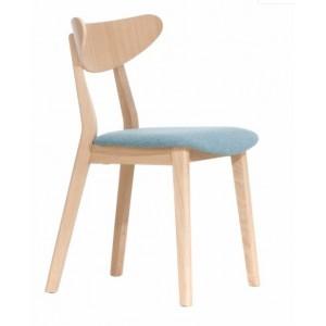 Krzesło drewniane A-4230 LOF