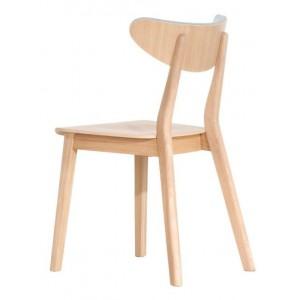 Krzesło drewniane A-4239 LOF