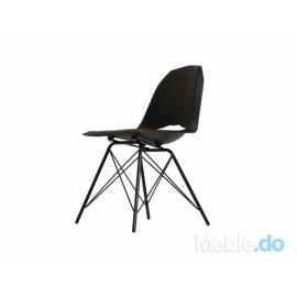 Krzesło Match Metal Black,...