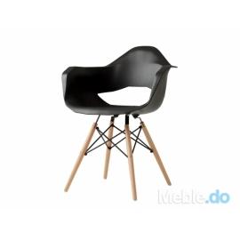 Krzesło Match Arms Wood,...