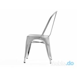 Krzesło Paris, srebrny