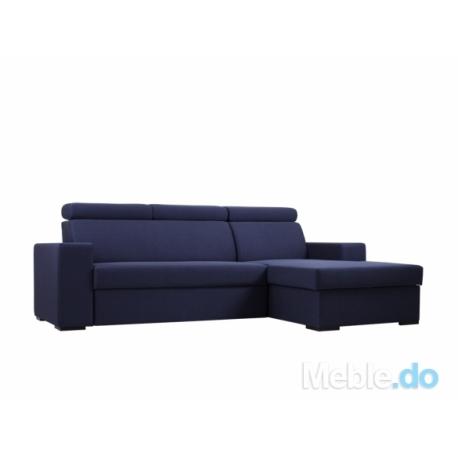 Sofa Atlantica P granatowy